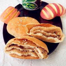 脆皮麻酱酥饼