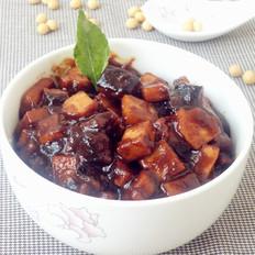 豆干香菇酱
