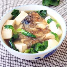 鲢鱼头豆腐汤
