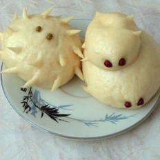 天津刺猬与老鼠
