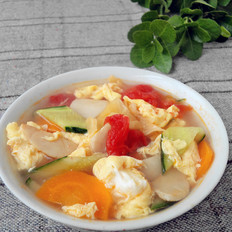 西红柿杂疏汤