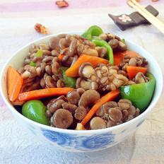 蚝油菊花菇