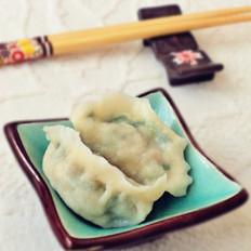 韭菜香菇猪肉馅水饺