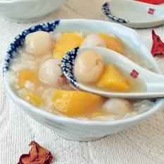 桂圆红薯粥