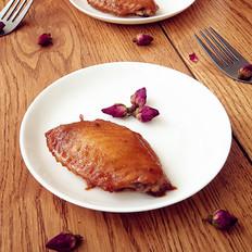 蒜泥蚝汁烤鸡翅