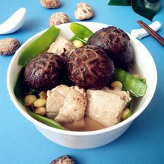花菇排骨汤
