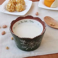 花生豆浆的做法