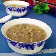 薏米绿豆粥