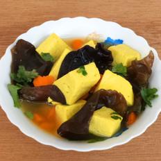咖喱豆腐汤