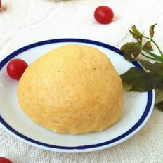 小米面豆沙包