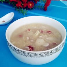 百合芡实小米粥
