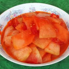 【红红火火】西红柿烧冬瓜