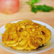 咖喱花形杏鲍菇