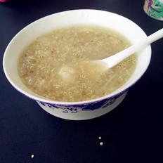 白藜麦百合粥