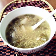 百合小米绿豆粥