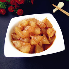 開胃冬瓜咖喱