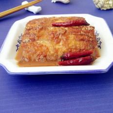 腐乳烧带鱼