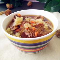 松茸煲大白菜