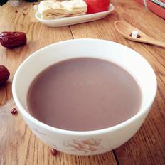 茯苓红豆红枣豆浆