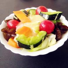 凉拌蔬果的做法大全