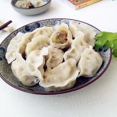 猪肉芹菜馅水饺