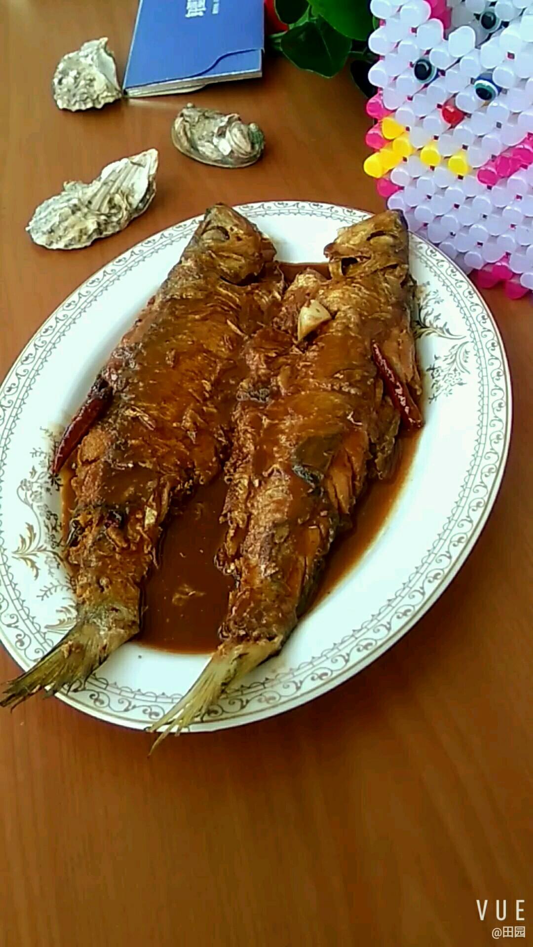 鲜美烧快鱼