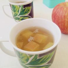 蜜汁苹果饮的做法