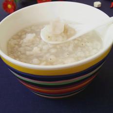 茯苓黍米糯米粥的做法