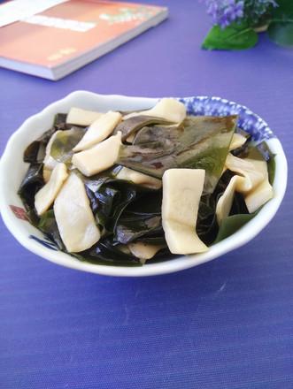 杏鲍菇烧海带