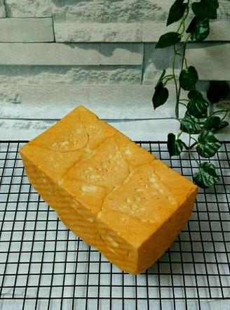 玉米油版一次性发酵吐司的做法