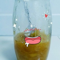 蜂蜜柚子茶
