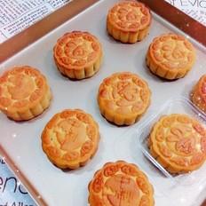 广式月饼~三种口味