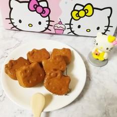 [步步高升]kitty造型红枣糕