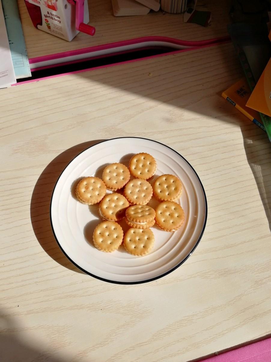 原味牛扎小饼干