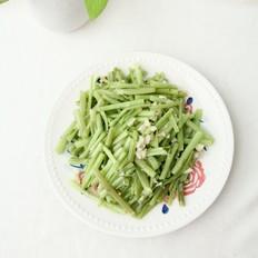 蒜泥空心菜