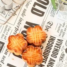花型布列塔尼酥饼