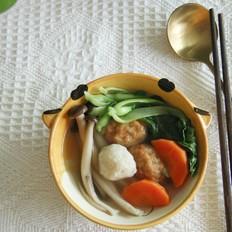 菌菇小火锅