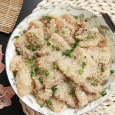 简单方便的蒸菜安排!粉蒸肉,肥而不腻