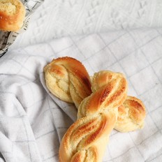 早餐来一根香酥椰蓉奶酥棒,微甜不腻