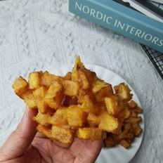 微甜红薯烙
