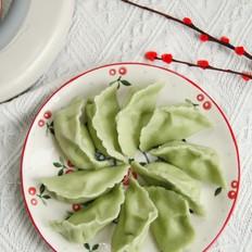 新年午餐,手工如意翡翠饺子安排