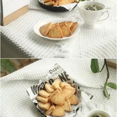 微甜不腻的椰蓉三角酥