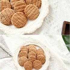 操作简单的全麦消化饼干