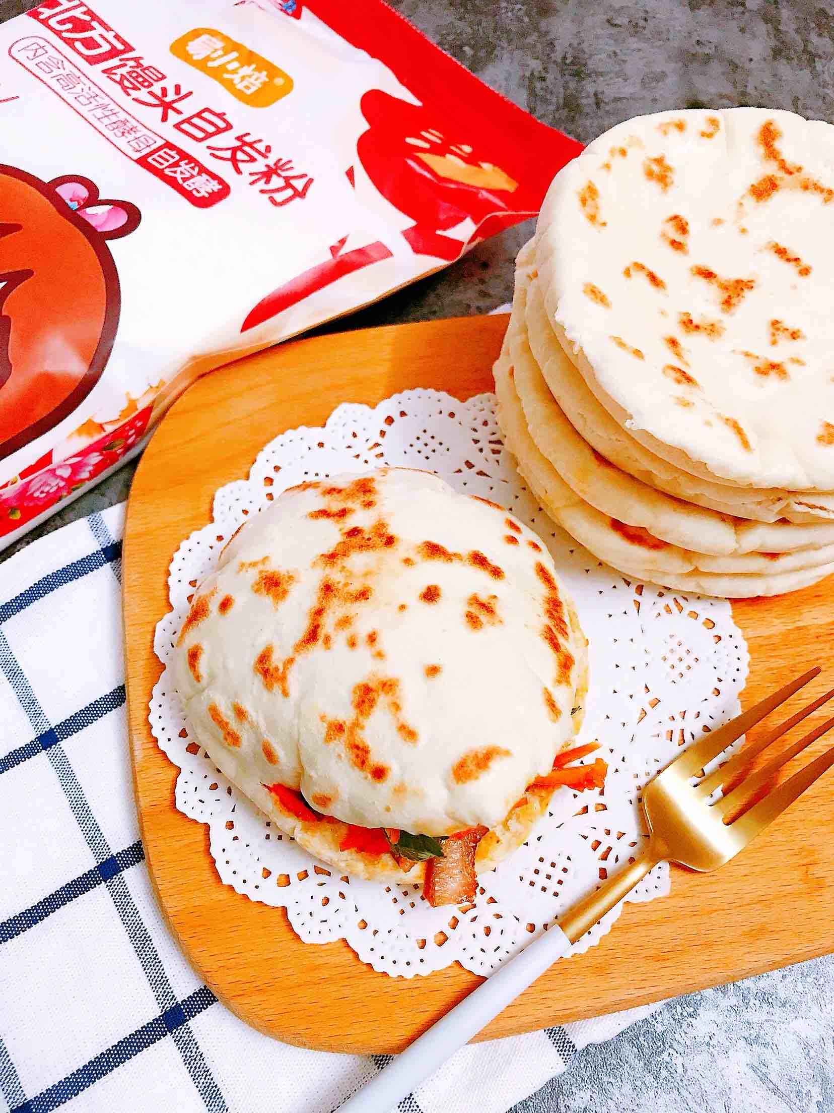 家乡特色——烧腊饼子