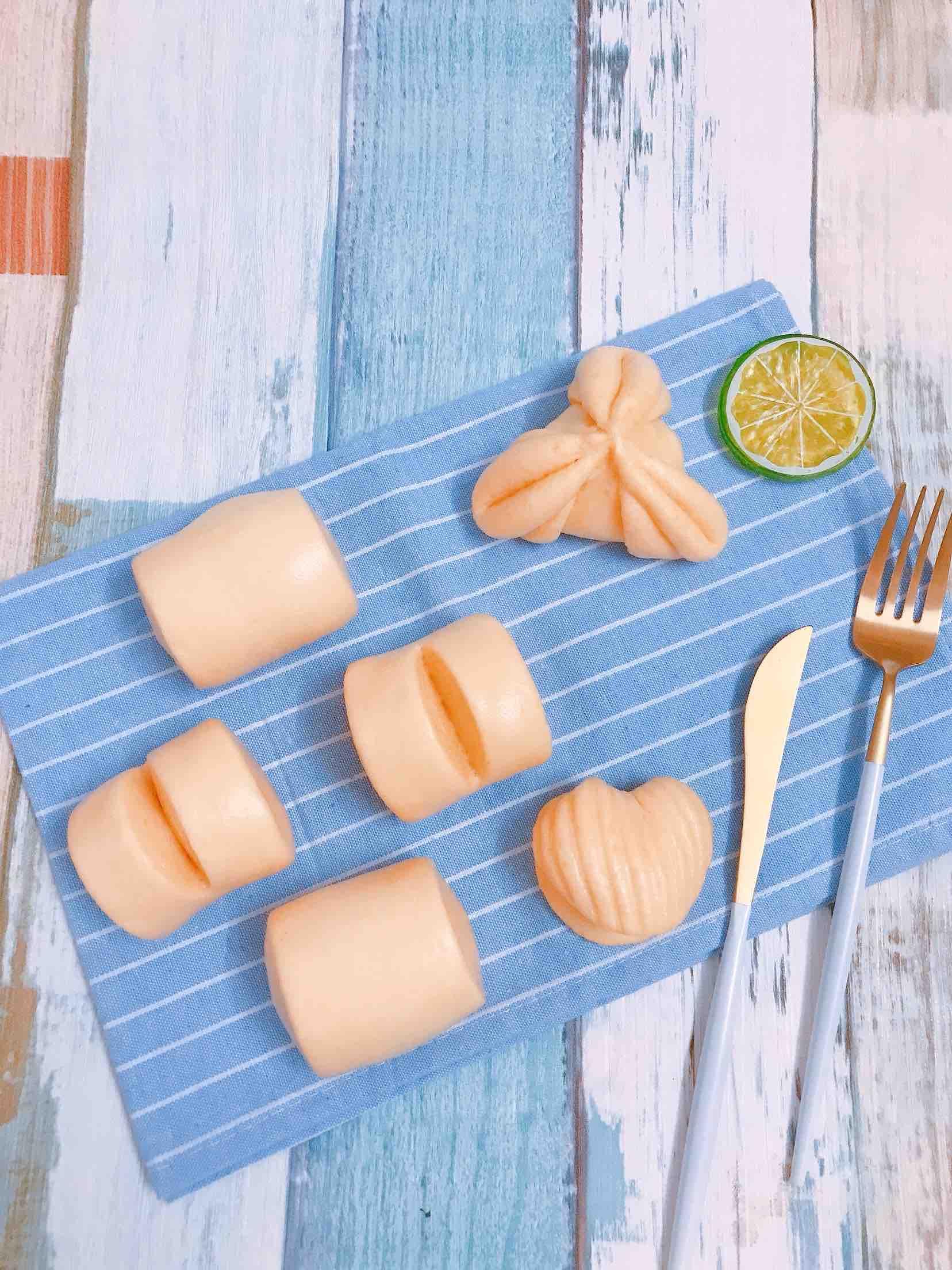 刀切红薯小馒头的做法