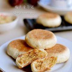 超详细步骤教你做香甜肉松饼!