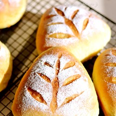 营养健康南瓜全麦软欧面包!的做法