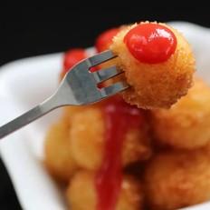 香酥马铃薯球