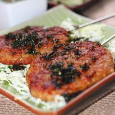 香烤海苔猪排