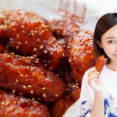 火鸡面酱炸鸡